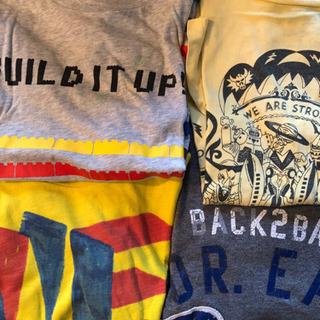 男児Tシャツ4枚