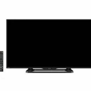 SHARP 40型 テレビ