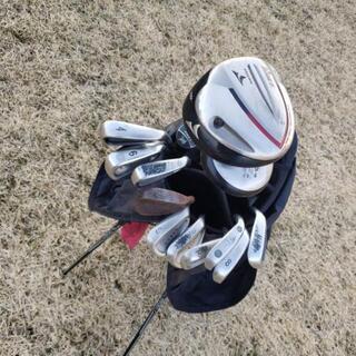 ゴルフクラブセット 右きき用 13本