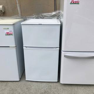 アイリスオーヤマ 2016年 90L 2ドア 冷蔵庫