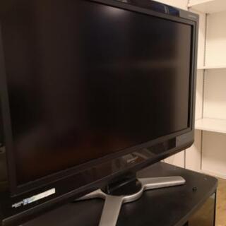 SHARP LC-32D30 液晶テレビ テレビ台付き