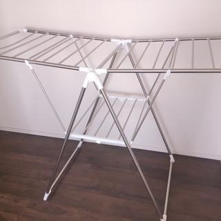 室内物干し:アイリスオーヤマ 洗濯物干し 布団干し 室内物干し ...