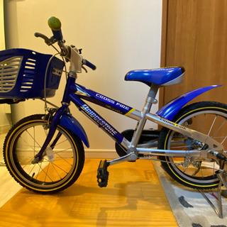 ブリジストン CrossFire 16インチ 子供用自転車