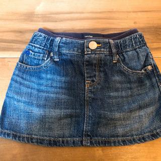 【美品】babyGAP デニムスカート&パンツ