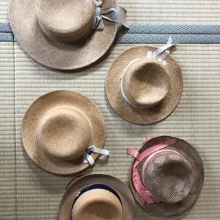 【無料】麦わら帽子