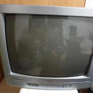 CRT-TVです。