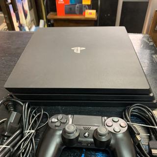 PS4 PRO 1TB CUH-7015B ブラック 海外版