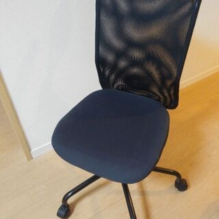 美品 IKEA パソコンデスクと椅子のセット