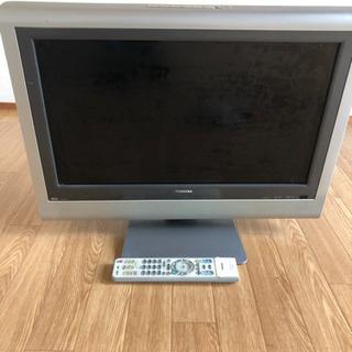 TOSHIBA 23インチテレビ