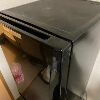 三菱 146L 2ドア冷蔵庫
