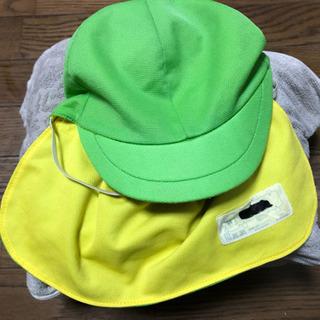保育園で使う帽子 入園準備に!