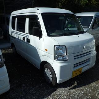 エブリィ 軽バン専門在庫50台 車検令和3年3月 ナビ付 178...