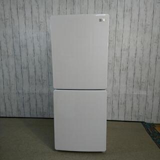 値下げしました❗2ドア冷蔵庫 ハイアール JR-NF148…