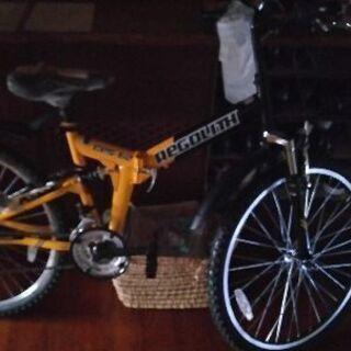 【ネット決済】35000円の自転車。未使用品です値下げしました
