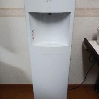 フレシャス、ウォーターサーバー(約4ヶ月使用)と水