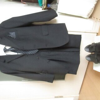 子供用 卒園式入学式用スーツと靴のセット