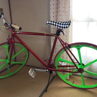 自転車 ロードバイク