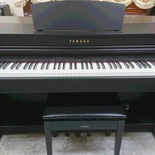電子ピアノ YAMAHA ヤマハ SCLP-430B 2012製...