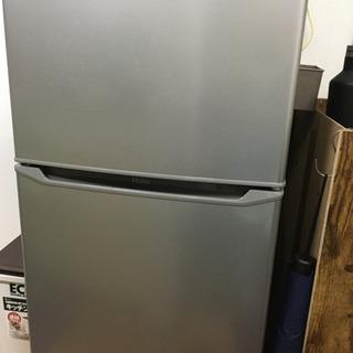 Haier ハイアール 冷蔵庫(130リットル、2018年製)
