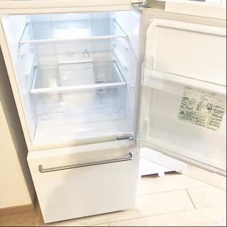 【2016年製】無印良品 冷蔵庫(157L)