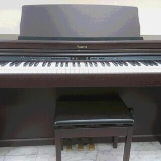 電子ピアノ Roland ローランド HP203-MH 2007...