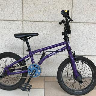 本格子供用BMX 16インチ
