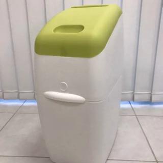 アップリカ Aprica オムツ 紙おむつ処理ポット ゴミ箱 に...