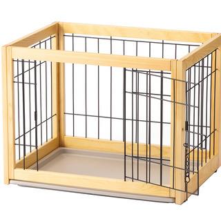 犬猫用木製ケージ新品同様 3日間のみ❕使用品 - 熊谷市