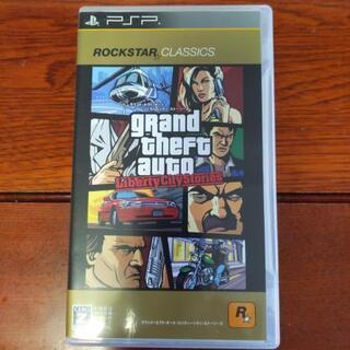 PSP ソフト グランド.セフト.オート.リバティシティ.ストーリーズ
