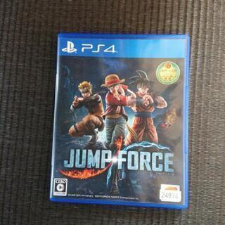 ps4ソフト JUMP FORCE(ジャンプフォース)