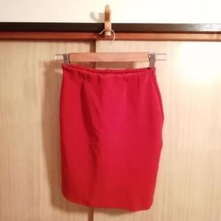 ru 膝丈スカート