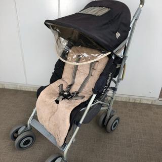 マクラーレン新生児から使えるベビーカー お譲りします
