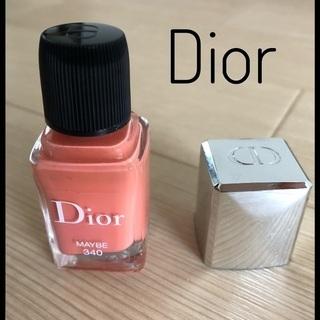 Dior  ディオール マニキュア ポリッシュ 340