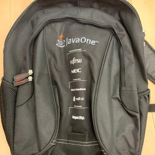【未使用】Java One リュックサック