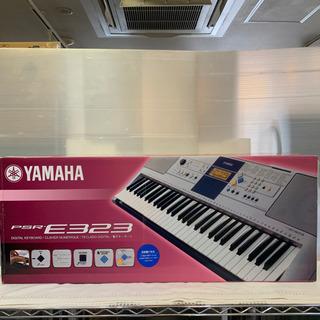 YAMAHA 電子ピアノ PSR-E323
