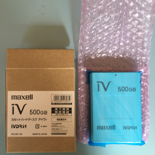 iVDR 500G その2