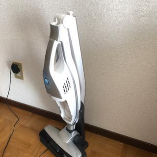 掃除機 着脱式ハンディクリーナー コードレス