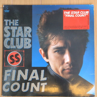 THE STAR CLUB - FINAL COUNT LP レコード