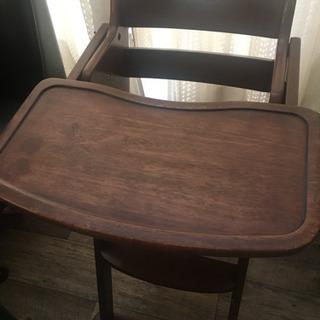 KATOJI 木製ベビーハイチェア