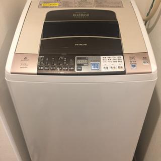 《値下げしました!》日立電気洗濯乾燥機  型式 :BW-D7PV