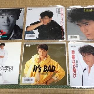 【7inch】田原俊彦 LP レコード