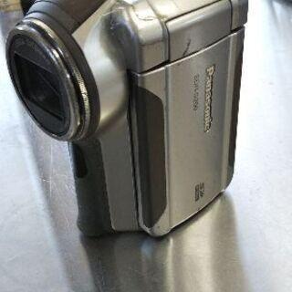 ビデオカメラ SD記録