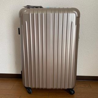 【新品未使用】大型スーツケース