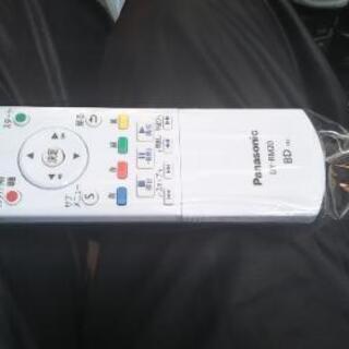 【新品】Panasonic BluRay DIGA専用カンタンリモコン