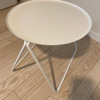 無印良品 コンパクトサイドテーブル
