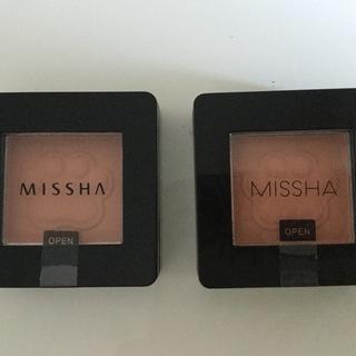 【新品未開封未使用品】MISSHA Modern Shadow ...