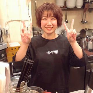 平日ランチタイムだけ★アルバイト ラーメン店のホール/調理スタッフ