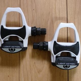 シマノ SPD-SL ロードバイク用ビンディングペダル TIAG...