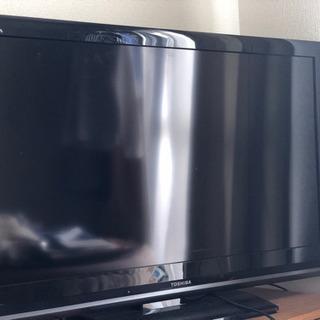 TOSHIBA40インチテレビ