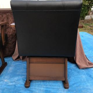 コタツテーブル 椅子布団セット